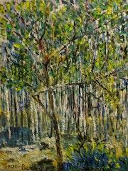 Bambous. Toshio Asaki