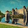 Chateau de la brede (09/05/2020). Jean-Yves Saint Lezer