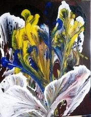 Floraison. Alain Menard