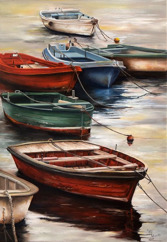 Les barques. Houmeau Houmeau