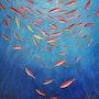 Goldfish. Galerie Arnaud