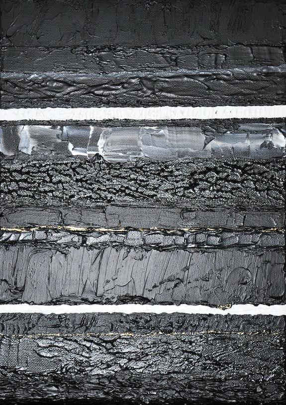 Variations in black. Bridg' Galerie Arnaud