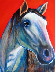 Fire Horse. Amanda Earley