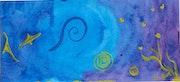Cartes d arts. Marie Noelle