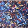 Composition abstraction. Thierry Daudier De Cassini