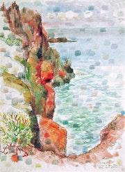 Bei Cueva de las Hembras Acite, La Palma (2005). Hajo Horstmann