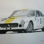Ferrari 250. Yves Briais