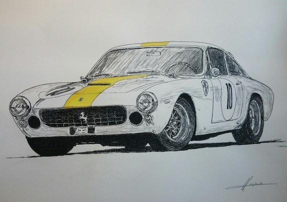 Ferrari 250. Yves Briais Yves Briais