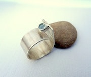 Bague Equilibre. Christine Richard
