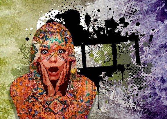Untitled. Azita Ghesmati Biafarin
