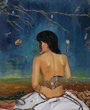 Paradoja del tiempo. Luisa Ortiz Mejia