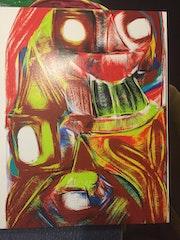 Robot Town. Radiant Art