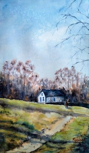 Cottage in the Park. Karine Andriasyan