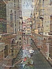 2020-05-17 Venise façon Gustav Klimt. Michel Normand