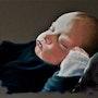 Le sommeil d'Etienne.