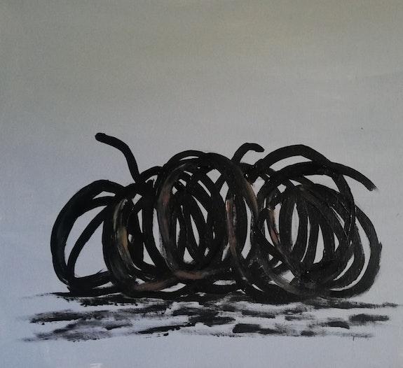 Chutes de métaux en liberté. Marie-Christine Lamorre