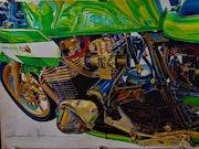 Kawasaki Godier Genoud.