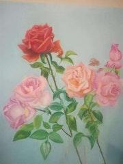 Eternal roses. Susan Gillham