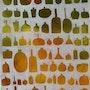 Tiny Worlds - Golden. Lisa Mac Donald