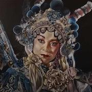 The spirit of the Peking Opera.