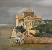 Talmont sur Gironde.
