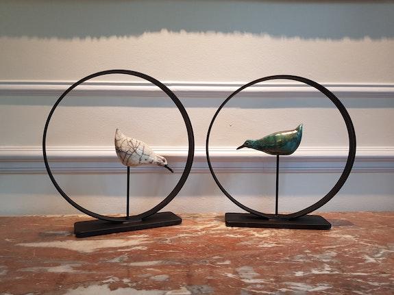 Cercle oiseau. Benedicte Montier