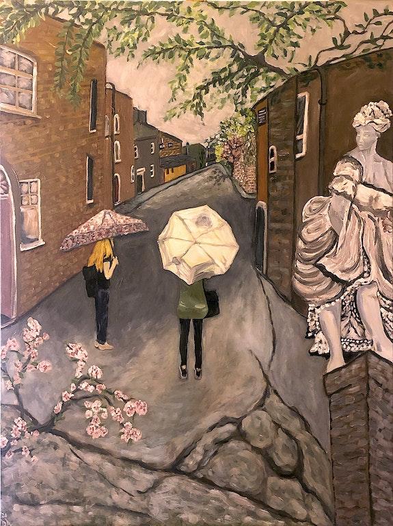 The Watcher. Deborah Eve Alastra Deborah Eve Alastra