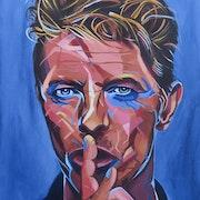 David Bowie. Régine Guthmann