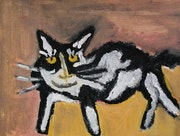 Le chat. Daniel