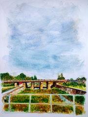 Los cinco puentes. Carlos Fernandez Garcia-Nuñez
