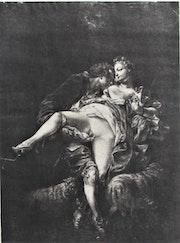 Honoré Fragonard (? ) (1732-1806) : Couple s'épanouissant. Érotique 4/5.. Historien d'art, Archéologue; Chercheur Free-L.