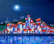 «Un soir au bord de l eau». Linda Guillou «Ti. Songe»