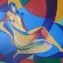 Harmonie sculpturale. Jackie Engiel