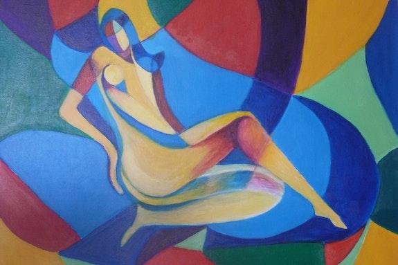 Harmonie sculpturale. Jeanine Engiel Jackie Engiel