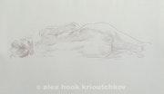 Nude 65. Alex Hook Krioutchkov