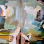 Pintura abstracta. Marisol Usandegi