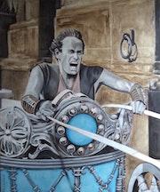 Ben Hur. Daniel Calatayud