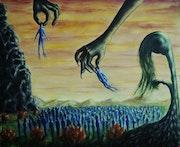 Dans le jardin des dieux, ou de l'iniquité de la mort.