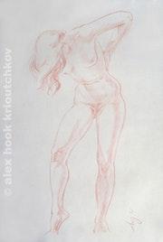 Nude 43. Alex Hook Krioutchkov