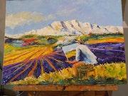 Montagne Sainte Victoire.