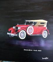 Marque duesenberg modele 1923.