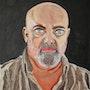 Sylvain Dhuême Autoportrait 2020-05-28. Sylvain Dhuême