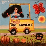 Bus Number Five. Isidora Marzano