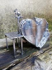 Le sculpteur de cœur.