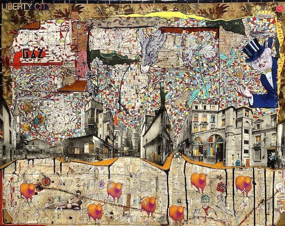 Liberty city. Olivier Valentin Valentin