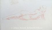 Nude 32. Alex Hook Krioutchkov