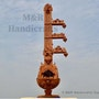 Unique Sandalwood Carved Opening Sitar or Veena Collective Art-piece. Mohit Jangid