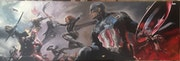 Captain America - Civil War. Art'Ig