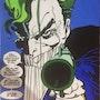Le Joker d'après tsale. Art'Ig