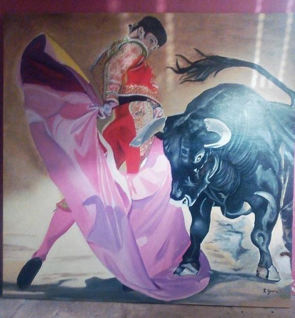 El torero. Isabelle Garcia Art'Ig